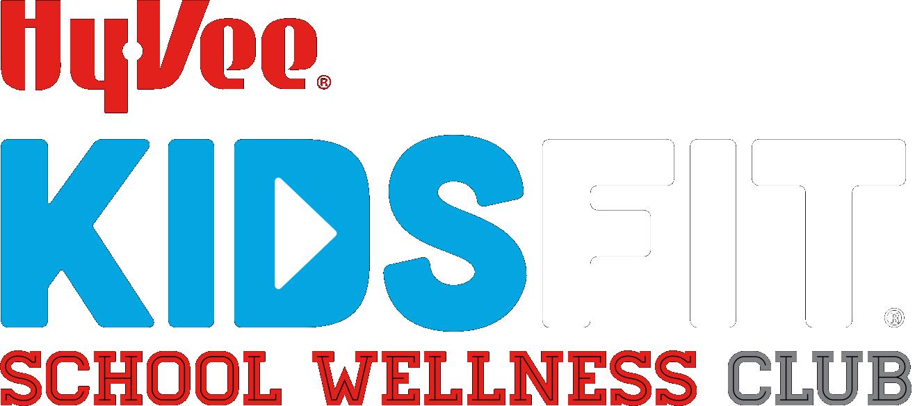 Hy-Vee KidsFit Club Logo